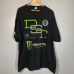 Monster Energy DST 2012 Dub Show Tour Tee